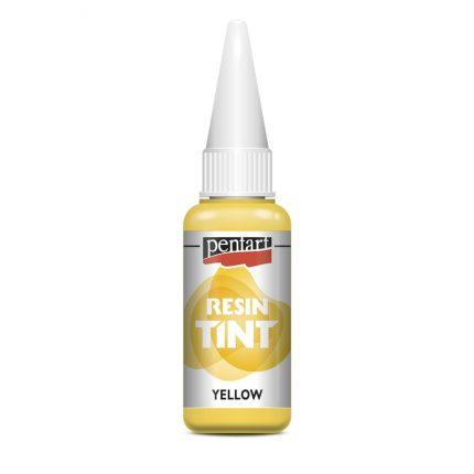 Μελάνι Resin Tint Pentart, White 20ml