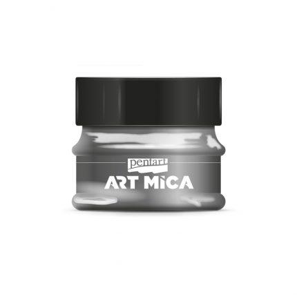 Μίκα Art Mica Pentart, Pearl white, 9gr