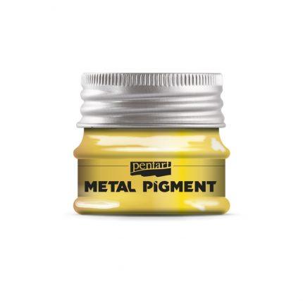 Μεταλλικό Metal Pigment Pentart Gold, 20gr