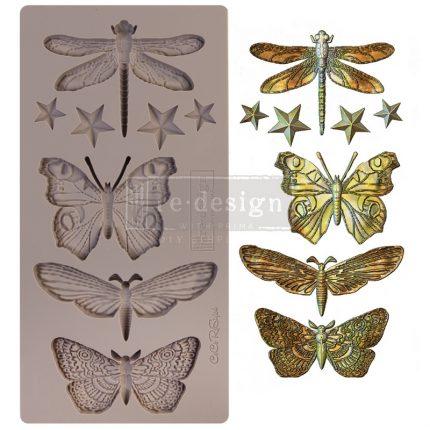 Καλούπι Redesign Prima Marketing 13x25,5cm, CECE Insects & Stars