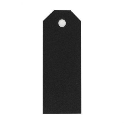 Ετικέτες με σκοινάκι από χαρτόνι λευκό, 15x30mm, 100τεμ