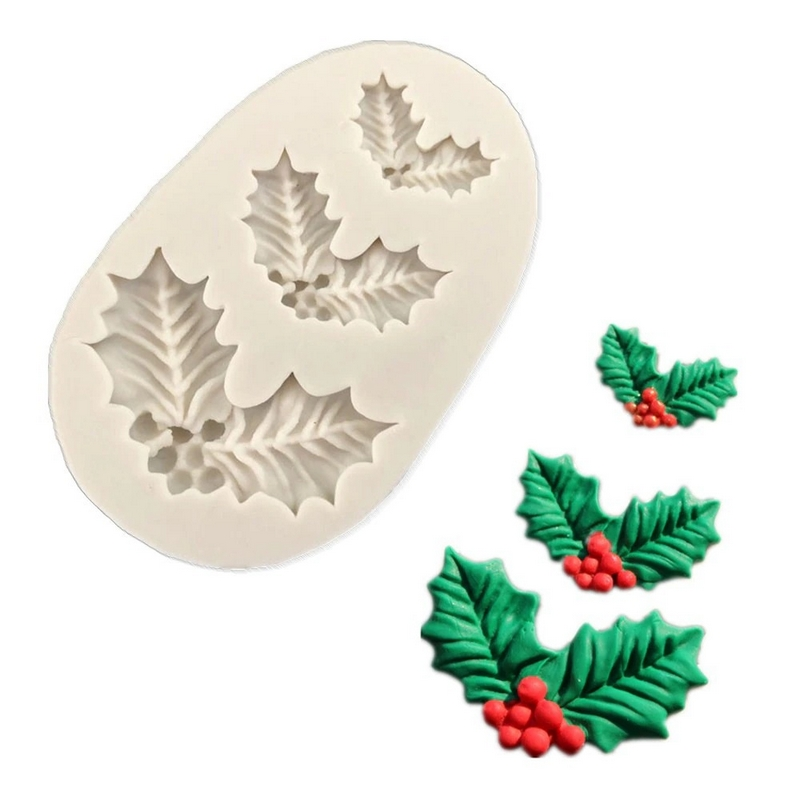 Καλούπι σιλικόνης, Ξωτικό των Χριστουγέννων 1, 4x9.8x0.8cm