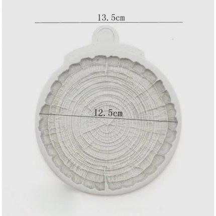Καλούπι σιλικόνης, Κορμός δέντρου, 12,5cm