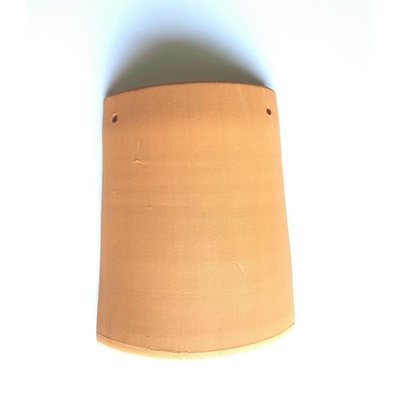 Κεραμίδι πήλινο μικρό, 10x8,50cm