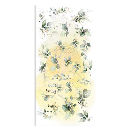 Χαρτιά scrapbooking Stamperia 10τεμ μονής όψης, 15x30,5cm, Celebration