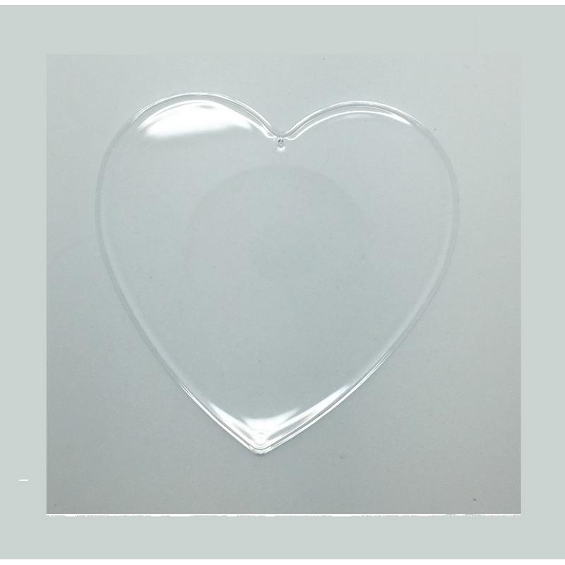 Εσωτερικό διαχωριστικό για καρδιά Plexiglass 10cm