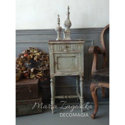 Χρώμα παλαίωσης Milk Paint Maja's Memories, Linen