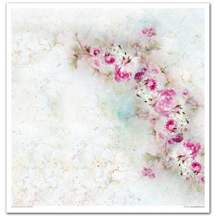 Album Scrapbooking ITD μονής όψης, Shabby Chic for Spring, 10 τεμ.