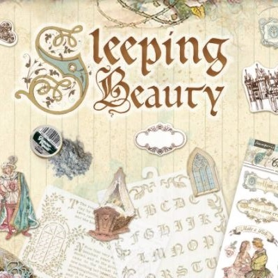 Sleeping Beauty Collection Stamperia