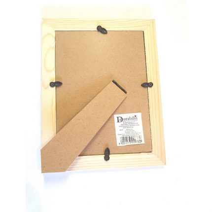 Ξύλινη κορνίζα, 17,5x22,5 cm