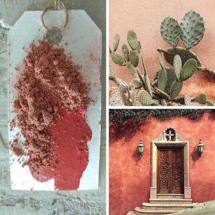 Χρώμα παλαίωσης Milk Paint Maja's Memories, Old Terracotta